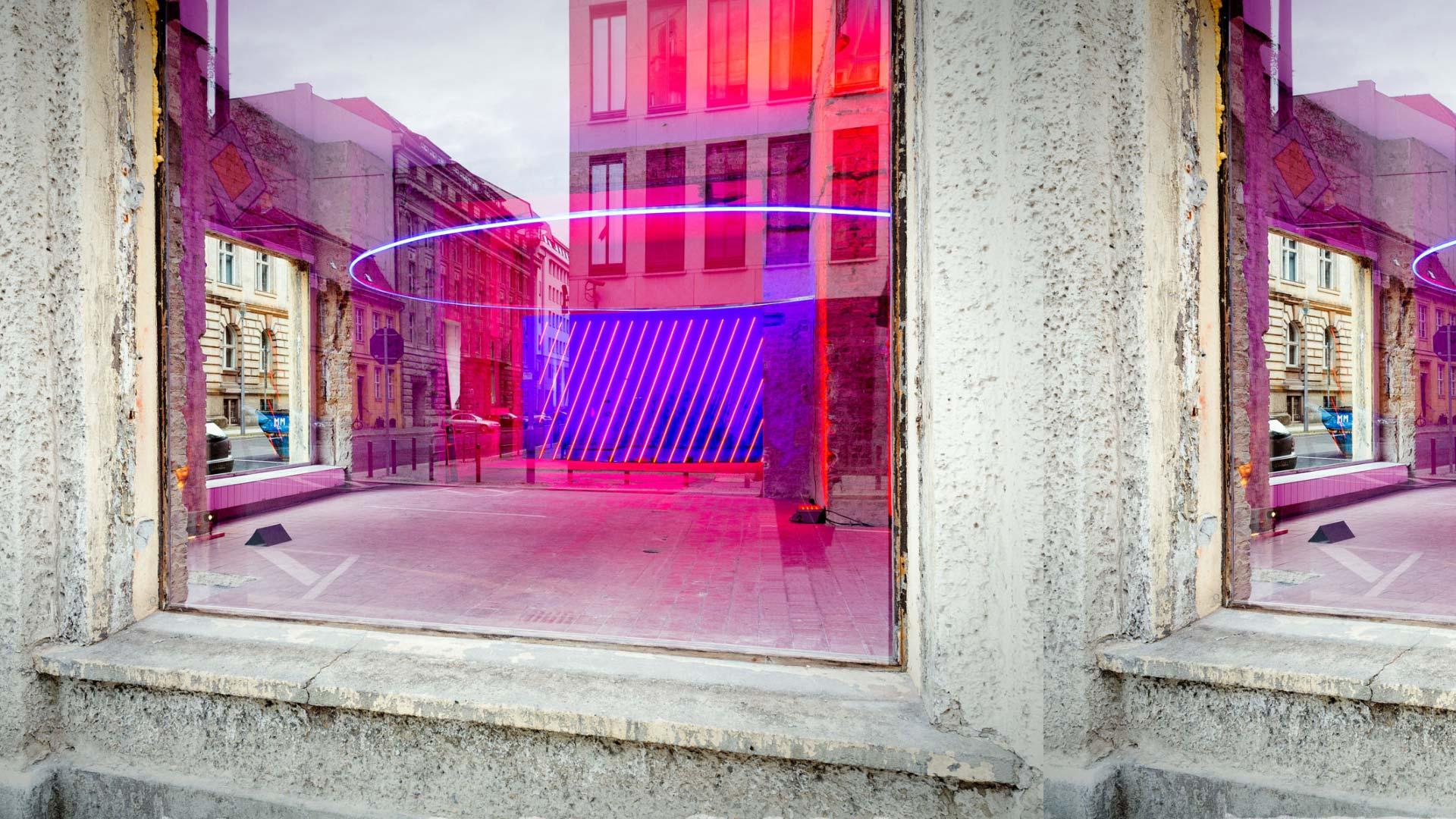 Buckminster MRTZ Lichtszenerie