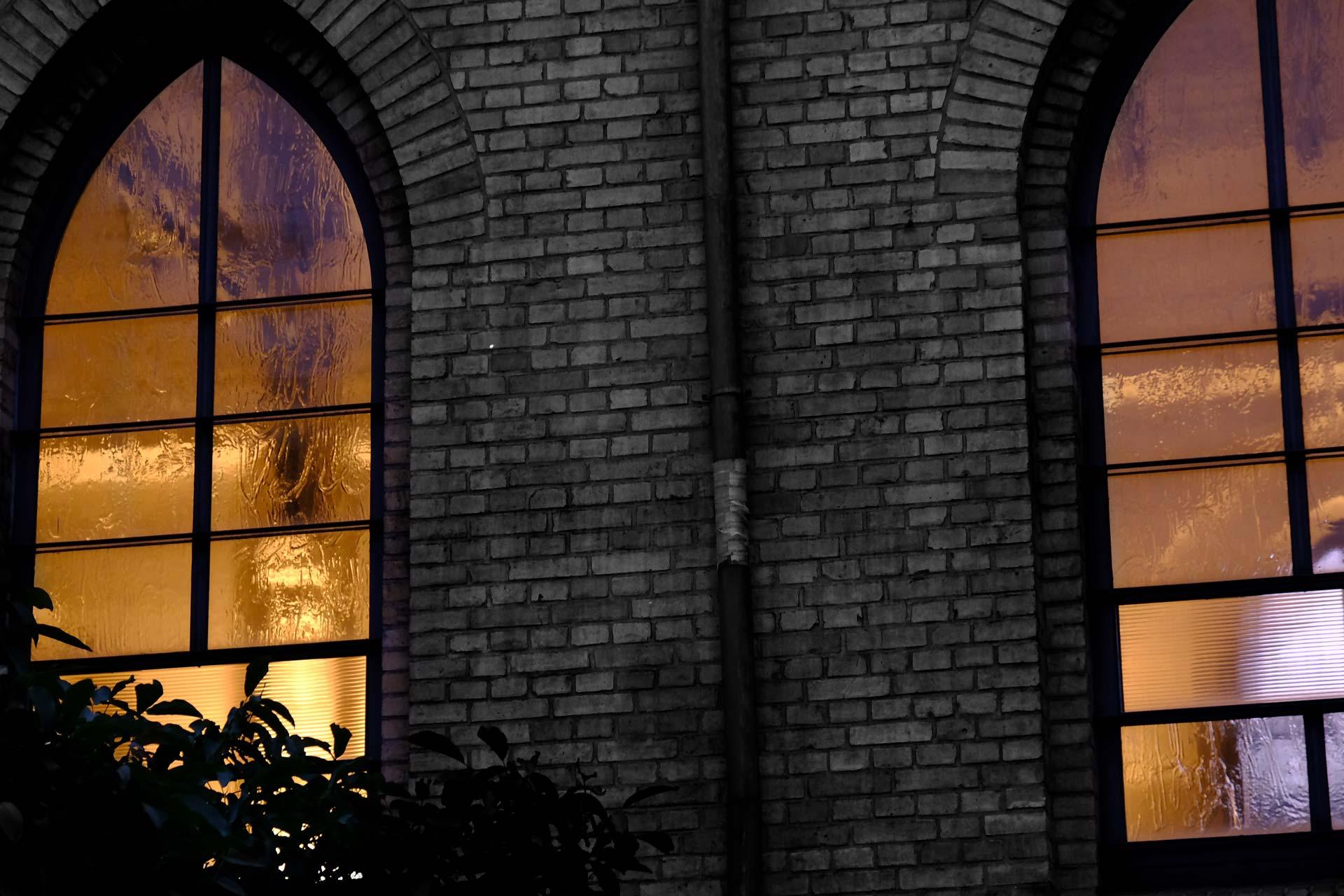 Buckminster-Church-Fenster